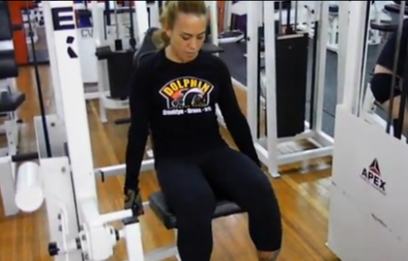 Tone Your Legs with Leg Extension Exercise