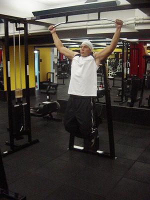 Pull Ups Exercise 1