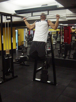 Pull Ups Exercise 2