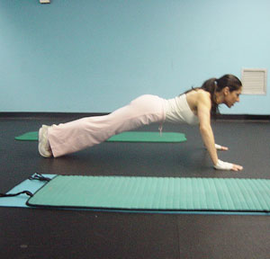 Push Ups Exercise 1