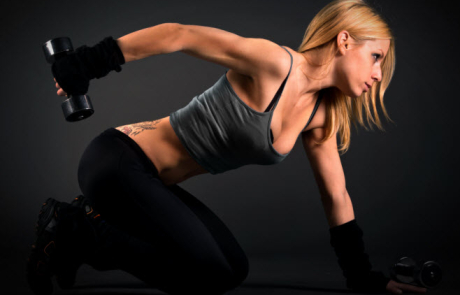 Using Resistance Exercise to Burn Excess Body Fat