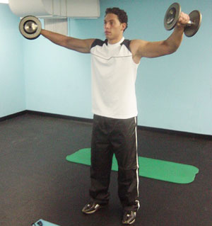 Lateral Raise Exercise 2